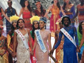 Miss Philippines Crowned Miss World 2013