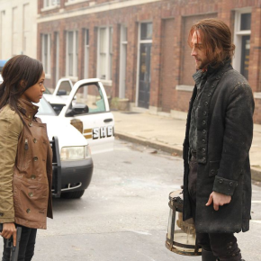 Sleepy Hollow, Population: 10 million. Modern day retelling, done right.