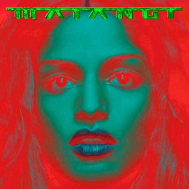 Matangi's album cover via M.I.A.'s instagram