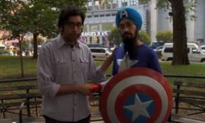 Totally Biased: Hari Kondabolu Reports on Sikh CaptainAmerica