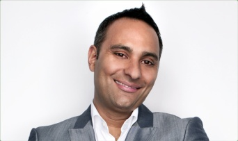 Russell Peters, photo courtesy of MalaysiaAsia